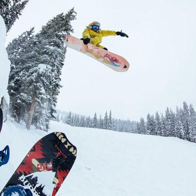 The New Binding System That Will Revolutionize Snowboarding