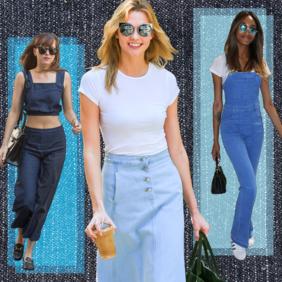 10 Denim Trends to Try for Fall 2016