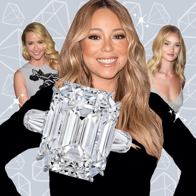 Celebrity Engagement Rings of 2016