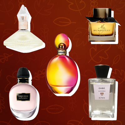 12 Perfumes to Try This Fall 2016