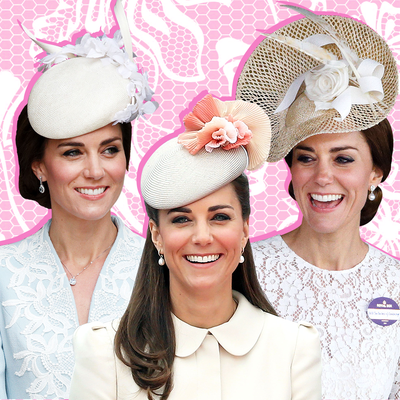Duchess Kate's Wildest Hat Styles