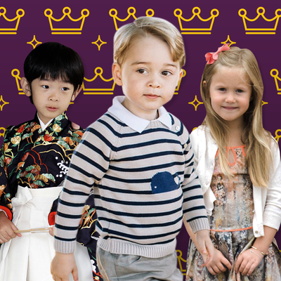 Prince George, Princess Charlotte, and More Royal Baby Style From Around the World