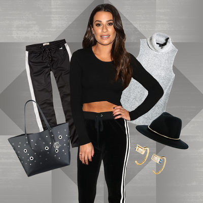 How to Look Cute in Track Pants IRL (And Not Just At The Gym)