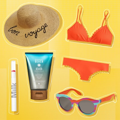 7 Summer Beauty and Style Must-Haves to Protect Against UV Rays