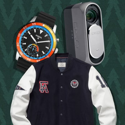 Holiday Gift Guide 2016: Clever Presents for Men