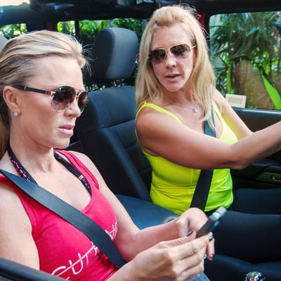 Vicki Gunvalson, Tamra Judge Airlifted to Hospital, Thank Fans for Prayers