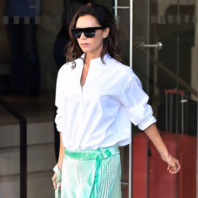 Let These Street-Style Stars Show You How to Wear a Pleated Skirt for Fall 2016