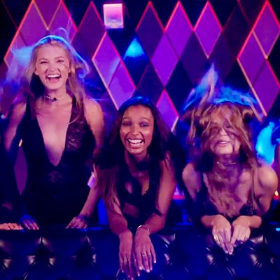 Victoria's Secret Angels Dance and Lip Sync to Justin Timberlake's 'Can't Stop the Feeling!'