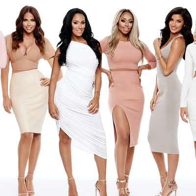 WAGS' First Season 2 Trailer Reveals Slap, Tossed Drink and Cheating Scandal