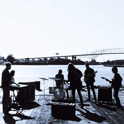 Watch the War on Drugs Perform on Philly River in 'Pain' Video
