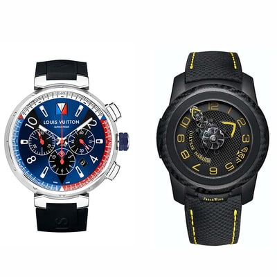 6 Sailing Watches Worthy of the America's Cup