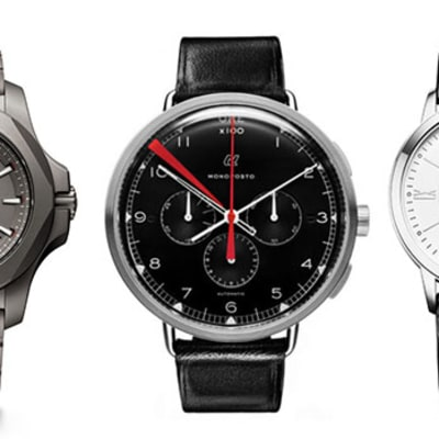 Give Him What He Really Wants: 17 Watches Under $2,000