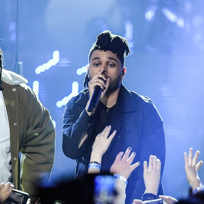 The Weeknd, Belly Boycott 'Jimmy Kimmel Live!' Over Donald Trump, Plus Trump Admits to Aliases