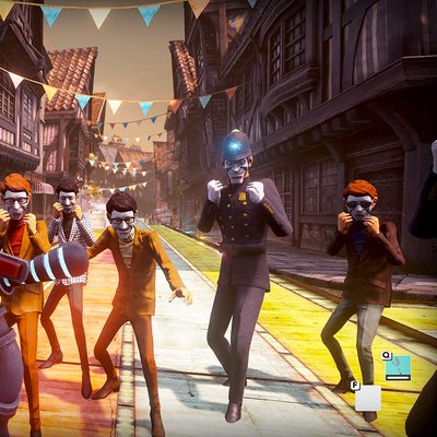 'We Happy Few': Stylish, Menacing Game Redraws Sixties Britain as Deadly Dystopia