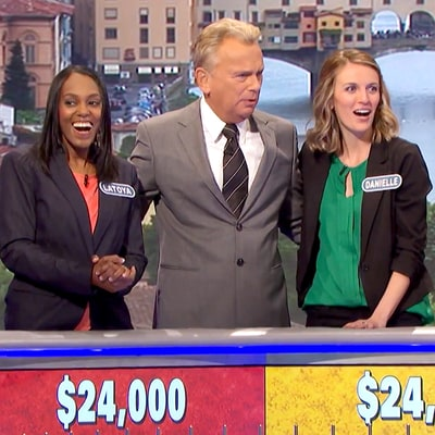 'Wheel of Fortune' Ends in a Tie for First Time in More Than a Decade