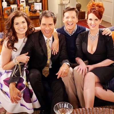 'Will & Grace' Reunion Is Officially Happening — In This Election Video!
