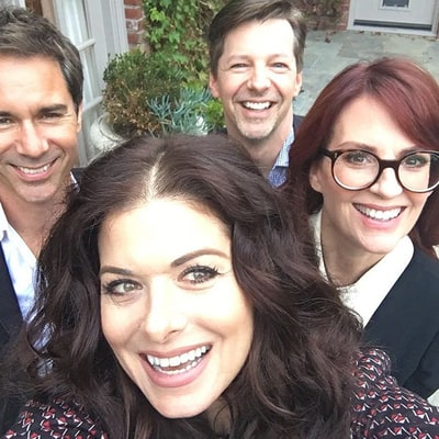 Debra Messing Teases 'Will & Grace' Reunion Amid Revival Rumors