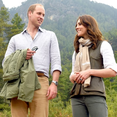 Kate Middleton 'Massively' Misses Prince George and Princess Charlotte While Away in India, Bhutan