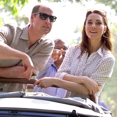 What It's Like to Go on Safari With Kate Middleton, Prince William: Read the Us Diary!