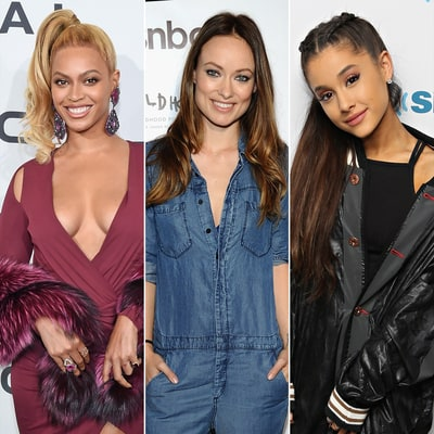 Women's March on Washington: Beyonce, Olivia Wilde, Ariana Grande Show Support