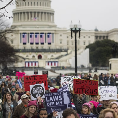 Women's March on Washington: Watch the Livestream