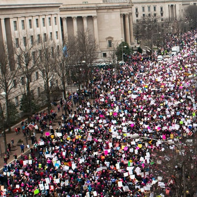 Women's March on Washington Had Three Times More People Than Donald Trump's Inauguration: Experts