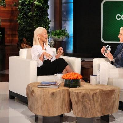 Christina Aguilera Sings Beyonce, Whitney Houston, Rihanna, Madonna and More!